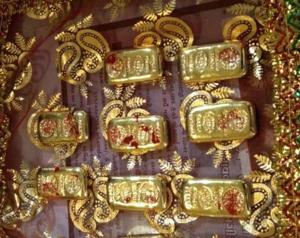 અમદાવાદના એક માઈભક્તે અંબાજી મંદિરમાં ૫૨.૭૦ લાખનું સોનું કર્યું દાન