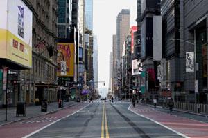 અમેરિકામાં કોરોના વિસ્ફોટ: ૧૦ દિવસમાં ૧૦ લાખ, ન્યૂયોર્કમાં ફરી લોકડાઉન લાગુ