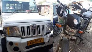 રાજકોટમાં ભાઇબીજના દિવસે જ બહેનના ઘરે જઇ રહેલા ભાઇનું અકસ્માતમાં મોત